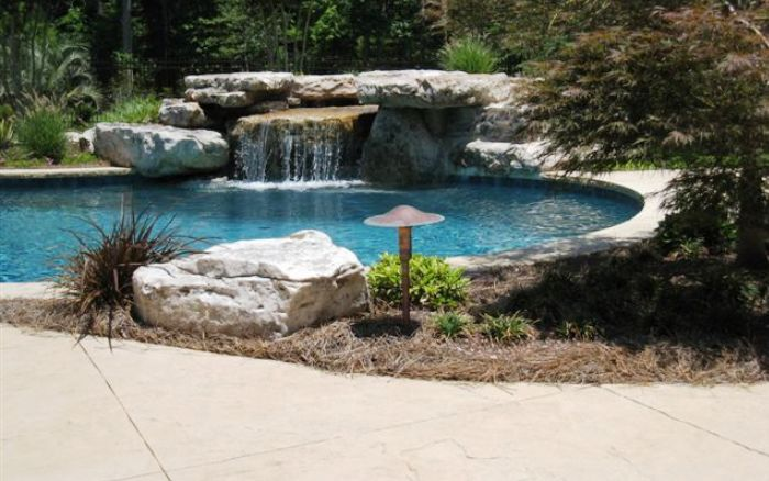 Sample Pictures For North Carolina Swimming Pool Filling